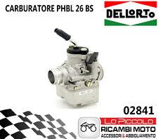 Carburettor Dell'Orto Dellorto Phbl 26 BS For Motorcycles Trial Vespa 50 125 2T