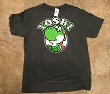 Super Mario YOSHI Themed ~  Tee T-Shirt ~ Men's Adult L Large ~ NWT