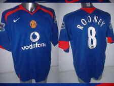 Manchester United ROONEY Jersey Shirt Adult XL Soccer Football Nike Man Utd C