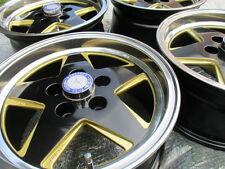 ❤️❤MERCEDES AMG PENTA LOOK WHEELS 5x112 7x15 et 23 W107 W116 W123 W126 Polish