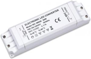 Yafido Transformateur 220V 12V Adapteur Alimentation LED 50W Convertisseur,...