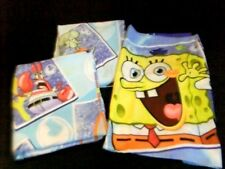 Sponge Bob And Friends Twin 3 Piece Bed Sheet Set Franco