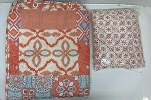 Mainstays 8 Piece Full Comforter Set - Isadora