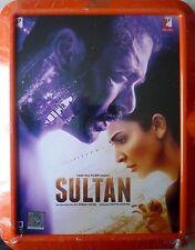 SULTAN - BOLLYWOOD Blu-Ray Disc - Salman Khan, Anushka Sharma. (2 disc set).