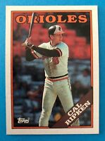 1988 Topps  Baltimore Orioles Complete Team Set
