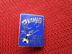 Vintage  Pumas Ukiah Select Teams  Pin