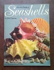 ALL COLOR BOOK OF SEASHELLS by J M Clayton 100 illustrations in color