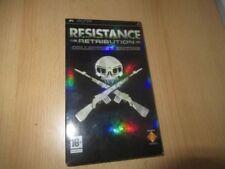 Jeux vidéo en édition collector pour Sony PSP PAL