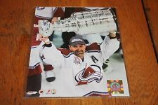"""Ray Bourque Colorado Avalanche Stanley Cup NHL Licensed Fine Art Prints 8"""" x 10"""""""