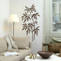 Big Bambo Tree Wall Transfer / Stylish Art Decor / Large Tree Wall Sticker tr11