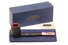 Savinelli Roma Rustic 804 KS Lucite Stem Tobacco Pipe