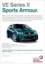 VE Commodore Series 2 Sports Armour Genuine suit SS/SV6/SSV ute sedan wagon