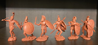 Greeks Publius. Toy soldiers Publius. New release. Exclusive.