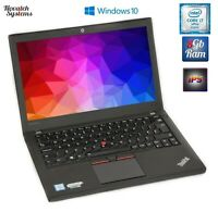 "Lenovo ThinkPad X260 i7-6600u 8GB 500GB HDD 12,5"" FHD 1920x1080 IPS HDMI WEBCAM"