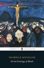 On the Genealogy of Morals by Friedrich Nietzsche (2014, Paperback)