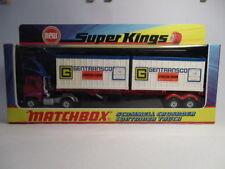 Matchbox Scammell Diecast Trucks
