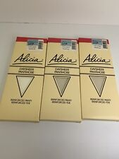 Lot of 3 Alicia Daysheer Panythose Long Vintage Jcpenney - New Nip - Made in Usa