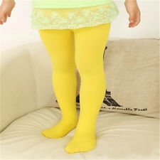 Baby Toddler Kids Girls Soft Warm Tights Pantyhose Pants Long Socks Hosiery