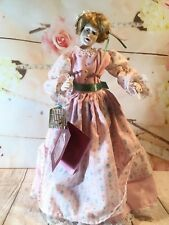 Vintage Schmid Doll House porcelain doll