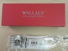 WALLACE ROYAL HUSK STERLING SILVER SALAD FORK *NEW*