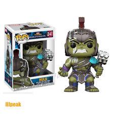 Thor Ragnarok Hulk  #241 Funko Pop Hammer Helmet Marvel Vinyl Figure Toy