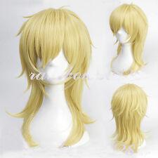 Ensemble Stars Hakaze Kaoru Cosplay wig costume Blonde