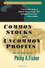 Fisher, Philip A.-Common Stocks And Uncommon Profits And Ot (UK IMPORT) BOOK NEW