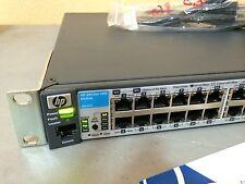 HP ProCurve J9147A 2910al-48G 48-Ports External Switch Managed w/ Rackmount