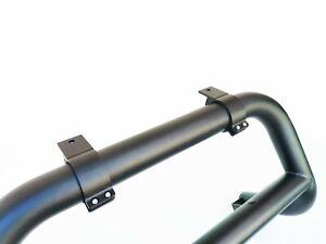 76 to 81mm Alloy Black Nudge bar Mounting Bracket For Aerial LED Light Bar 2PCS
