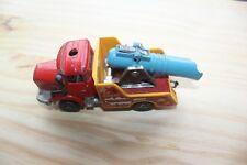 Corgi Toys 1163 Berliet Le Great Marvo Human Cannon Vintage Used No Box
