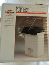 Vintage West Bend #82602 Poppery Ii 4 Qt Hot Air Corn Popper