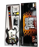 Guitar Hero PlayStation 2 PS2 Guitar Controller Clone Hero