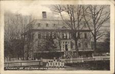 Couvent de Ste Marie de la Beauce Quebec Used 1924 Postcard