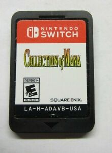 Collection of Mana - Nintendo Switch (VG) Cartridge Only