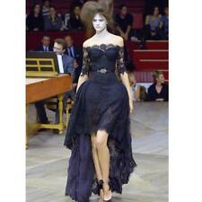Celebrity Fave ALEXANDER MCQUEEN 2007 Runway SARABANDE Gown