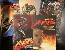 XERXES da n. 1 a 5 Frank Miller -300 - Magic Press