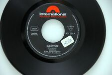 """The Who         Substitute             7""""        NM  # D"""