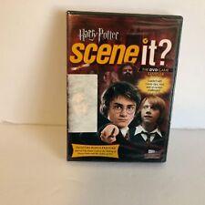 Harry Potter Scene It DVD ONLY Brand New Sealed