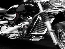 Coperchio Copertura Cover Radiatore Doghe Kawasaki VN800 Drifter Vulcan Classic