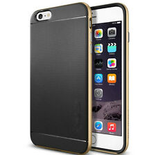 IPHONE 6 PLUS STEALTH GOLD NEO HYBRID SHOCK COVER CASE LIKE SPIGEN LIFEPROOF