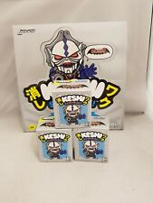 Super7 Masters Of The Universe Evil Horde Keshi Surprise Bundle of 3 Figures new