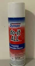 Dymon 08020 Do-It-All Foaming Germicidal Cleaner, 18 oz Aerosol