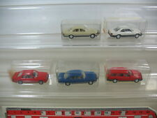 L57-0, 5# 5x wiking h0, Mercedes-Benz MB, 500 se, 300 ce coupé, 230 te, top+3xovp