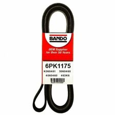 Serpentine Belt-Base Bando 6PK1175
