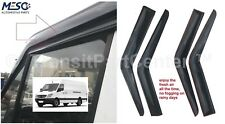WIND RAIN SMOKE DEFLECTOR GUARD VW CRAFTER 30-50 2006 ONWARD RIGHT AND LEFT