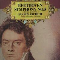 Ludwig van Beethoven , The London Symphony Orchestra - Symphony no. 5 (LP)