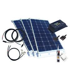 300 Watt Solaranlage - Photovoltaikanlage für Camping, Garten, Wohnmobile, Boote