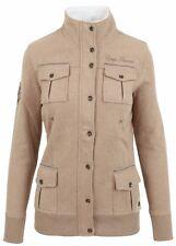 L' ARGENTINA Damen Jacke Women Jacket Größe M 38 100% Baumwolle Cotton Braun NEU