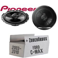 Koaxial Lautsprecher Pioneer für Ford C-Max Front Tür Boxen Einbauset PKW KFZ