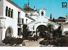 Hotel Cortijo Blanco Marbella Spain Postcard Unused VGC